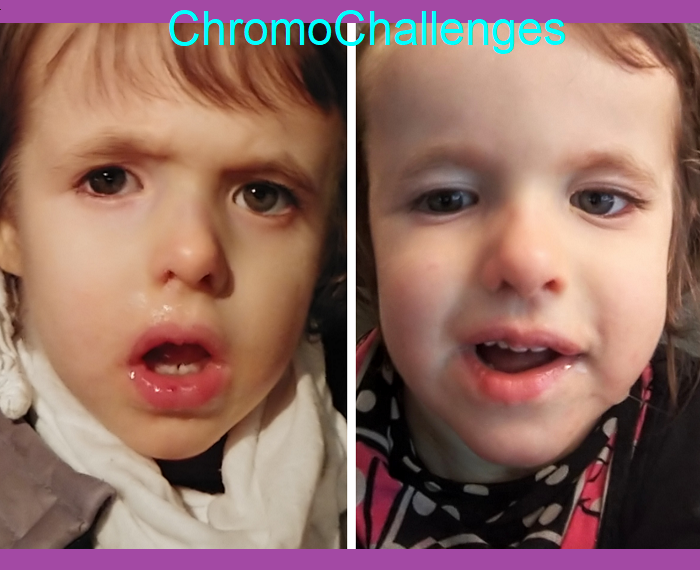 ChromoChallenges Jess Plummer Car Seat Reaction