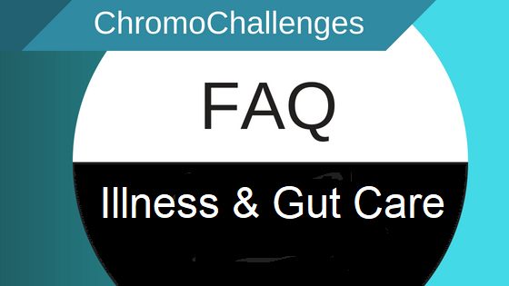 Illness & Gut Care FAQ