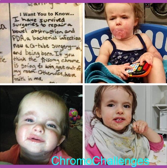 ChromoChallenges Jess Plummer Trisomy Awareness Month 2021 End Pic 2
