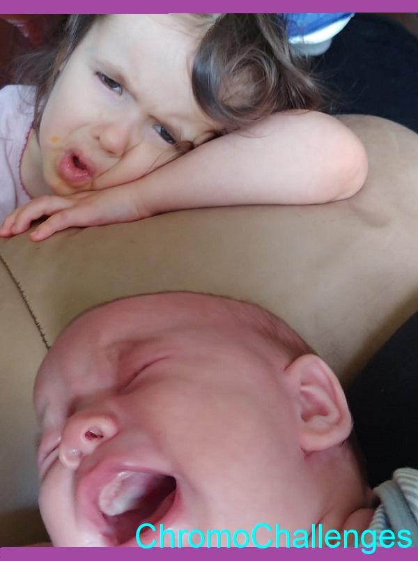 ChromoChallenges Jess Plummer Trisomy Awareness Month 2021 Happy