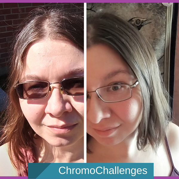 ChromoChallenges Jess Plummer LowPoo Before To Current Second Wash