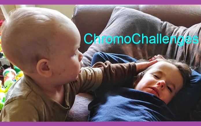 ChromoChallenges Jess Plummer Trisomy Awareness Month 2021 Siblings