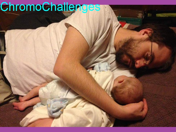 ChromoChallenges Jess Plummer Trisomy Awareness Month 2021 Day 3 Pic 1