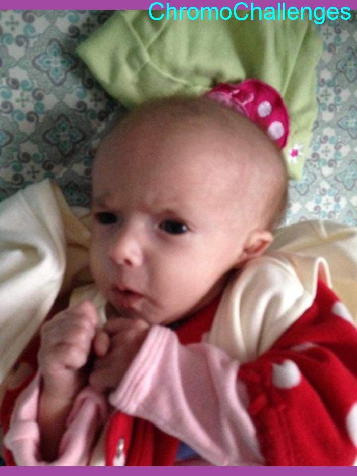 ChromoChallenges Jess Plummer Trisomy Awareness Month 2021 Day 3 Pic 2