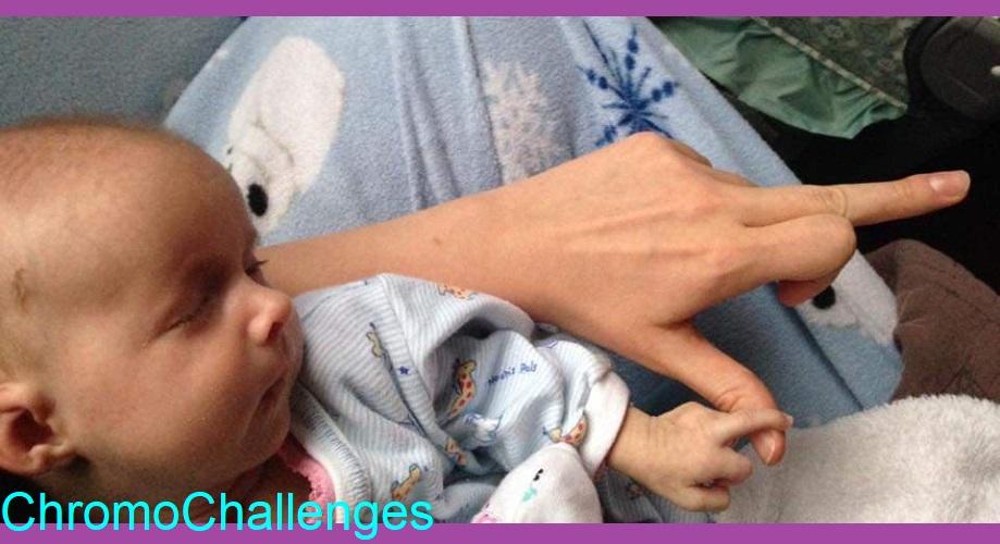 ChromoChallenges Jess Plummer Trisomy Awareness Month 2021 Day 3 Pic 00
