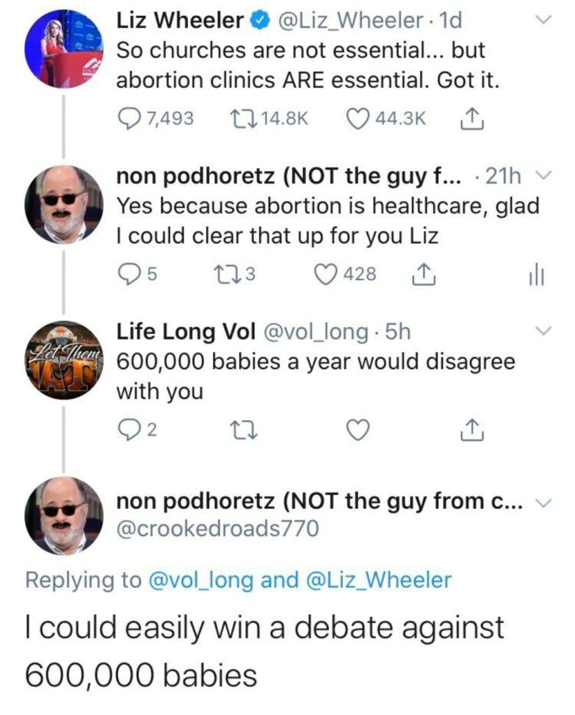 ChromoChallenges Jess Plummer Abortion Debate