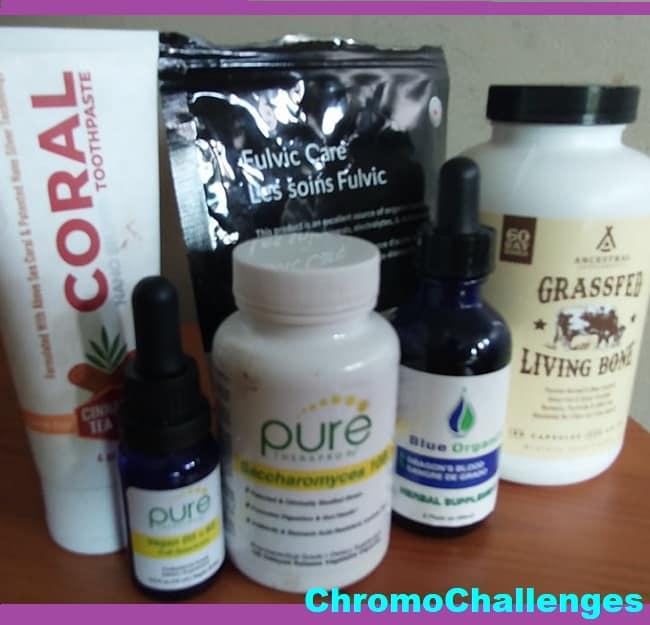 ChromoChallenges Jess Plummer Tooth Remineralization Journey Supplies