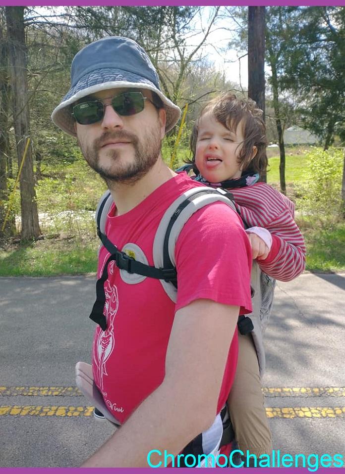ChromoChallenges Jess Plummer Trisomy Awareness Month 2021 End Pic 3